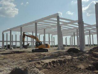 Faza 4 – Početak izgradnje
